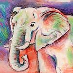 Dreamy Elephant BLING