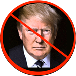 No to Trump
