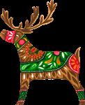 Scandinavian Folk Christmas
