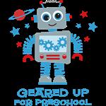 Robot Geared Up Preschool