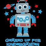 Robot Geared Up Kindergarten