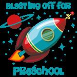 Blast Off For Preschool