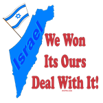 We Won Israel's Ours