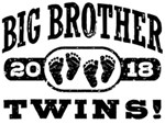 Big Brother Twins 2018 t-shirt