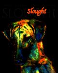 Sloughi Head Poster Art