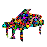 Piano Music Colors