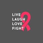 Live Laugh Love Fight Full Bleed