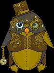 SteamPunkguin