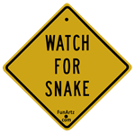 Watch For Snake