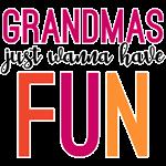 Grandmas Have Fun