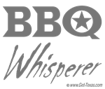 BBQ Whisperer Smoke Text