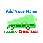Personalized Family Christmas