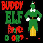 Buddy the Elf Favorite Color