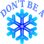 Don't Be A Snowflake