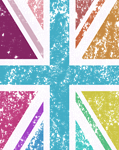 Union Jack Flag Multicoloured