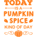 Pumpkin Spice Day