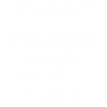 Pumpkin Spice Day WHT