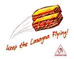 Keep the Lasagna Flying!