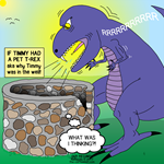 Timmys T-Rex