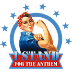 Stand For the Anthem Rosie