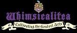 Whimsicalitea arts logo