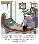 Therapist Hypocrisy