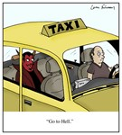 'Go to Hell'