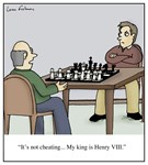 Chess with King Henry VIII