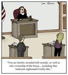 Divorce Court Judge