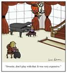 Expensive Piano