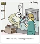 Mr. Hypochondriac
