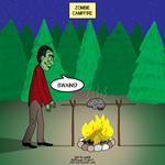 Zombie Campfire