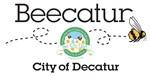 Beecatur Bee City USA Logo