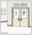 Yoga Studio Doors