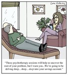 Expensive Psychotherapy