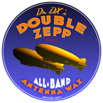 Dr DX Double Zepp Antenna Wax Swag