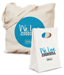 Totes, Lunch bags, and Gym bags