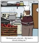 Lobster Hot Tub
