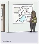 Pilosophy Dept. Map