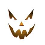 Carved Jack O' Lantern