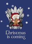 Game of Thrones Holiday Greeting
