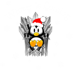 Game of Thrones Holiday Penguin