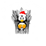 Game of Thrones Cute Penguin Holiday