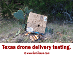 Texas Drone Delivery Failure
