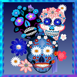 Día de Muertos-Day Of The Dead.