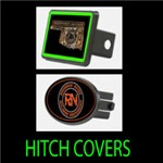 HITCH COVERS All Colors
