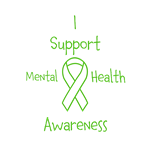 I Support Mental Health Awareness
