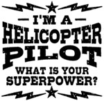 Funny Helicopter Pilot t-shirt