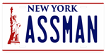 You are the assman