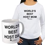 World's Best Host Mom/Dad